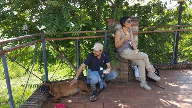 IMG 20160706 WA0015 e1561701988875 Scollinando tra le vigne del Buttafuoco Storico 2017
