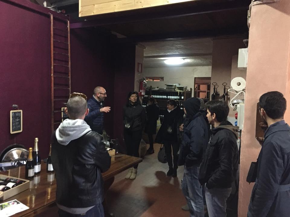 11 novembre 2018 Scodellando con il Buttafuoco Storico 2018